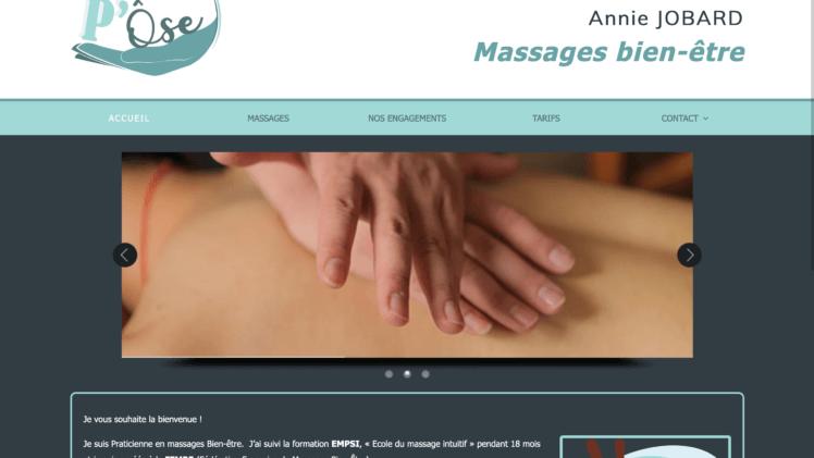 Annie JOBARD – Massage Bien-être